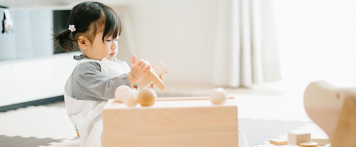 隈本コマ,八女,福岡,つみ木,木のおもちゃ